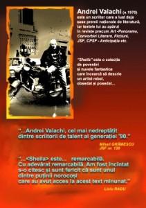 Andi Valachi - Sheila cop spate