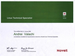Linux Certified Technician