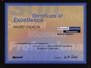 MCSE Windows 2000