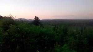 Autostrada 9, Maine - spre Bangor