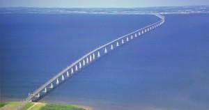 Podul Confederației, vedere însorită (nu a fost așa pentru mine)