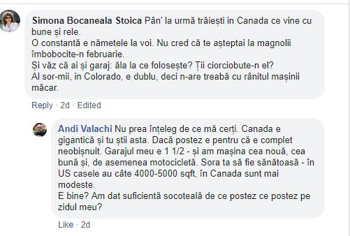 Conversație cu Simona Bocăneală.